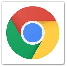 Google Chromeのアイコン