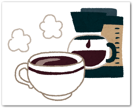 コーヒー・カフェイン