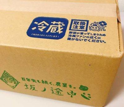 坂ノ途中お試しセット野菜セット宅配ダンボール荷物クール便送料無料