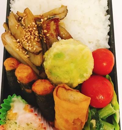 坂ノ途中お試しセットお野菜セット宅配で届いた加賀のレンコンをきんぴらにして弁当にいれました