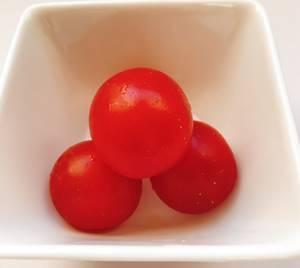 プチトマトのぬか漬け